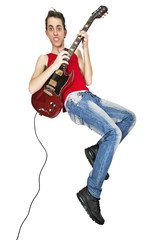 Young Rocker - Giovane Chitarrista