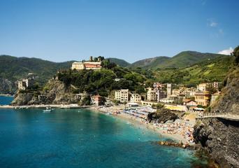 Cinque Terre, Italy. Monterosso al Mare village.