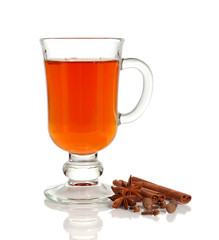 Tea and spice