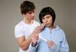 Negativer Schwangerschaftstest