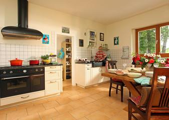 Küche Landhausküche