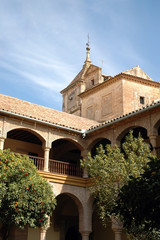 Cathedral in Cordoba Andalucia Spain