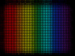 abstract rainbow-colored vector background