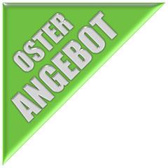 Dreieck hellgrün OSTER ANGEBOT