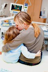 Kinder im Krankenhaus