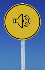 Volume Sign