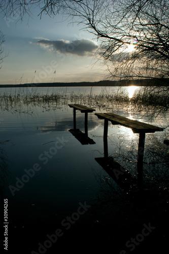 Miedwie Lake © Tomasz Sergej