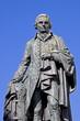 Adam Smith (1723-90) Monument,  Royal Mile. Edinburgh