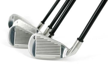 metal golf driver .
