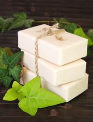 Natural Ingredients Soap Vertical