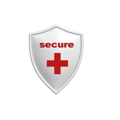 Red Secure Shield