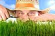 Rasen schneiden