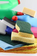 nécessaire d'entretien et de propreté pour la maison