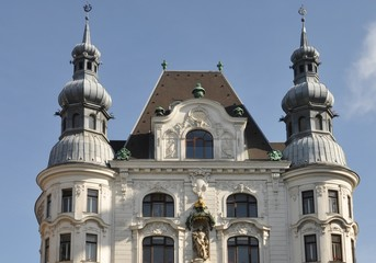 Vienna sightseeing: Urban Architecture