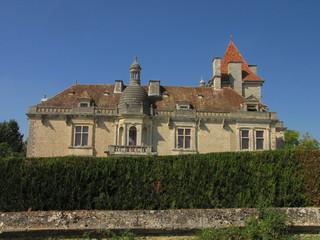 Château de Marthon ; Charente, Limousin, Périgord
