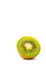 A fresh kiwi isolated