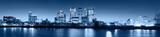 Canary Wharf at twilight - 30933032