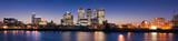 Canary Wharf at twilight - 30933039