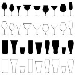 Beverage Glasse
