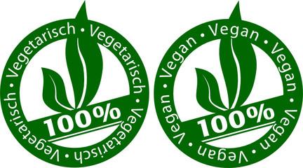 Vegetarisches Produkt