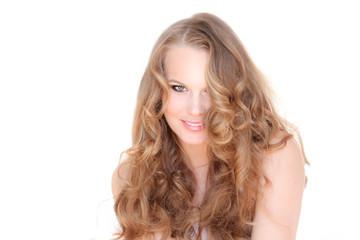 beautiful long hair