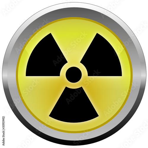 Button radioactive