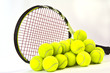 Tennis- Racket and Balls