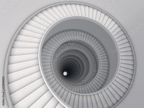 Spiral stair - 30944053
