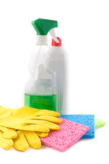 Cleaning and sanitation products