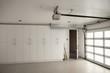 Empty industrial unit