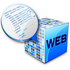 cube HTML