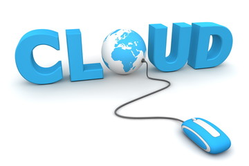 Browse the Global Cloud - Blue Mouse