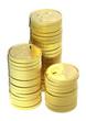 Gold pound