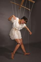 Marionette Puppenspiel