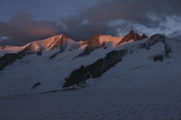 Wannenhorn, Switzerland, Berner Oberland