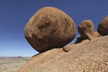 Spitzkoppe, Granite Marbles, Namibia