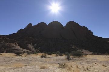 Spitzkoppe Range, Namibia