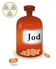 Jod Tabletten