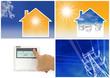 Composition chauffage et climatisation