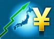 japan yen increasing value