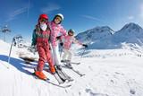 Vacances aux sport d'hiver