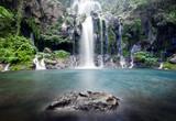 Fototapety Cascades du bassin des Aigrettes - Ile de La Réunion