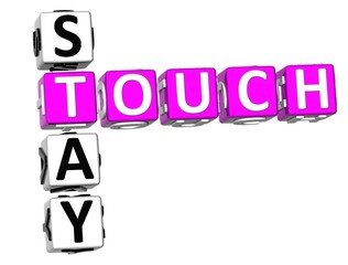 Stay Touch Crossword