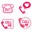 sex call icons