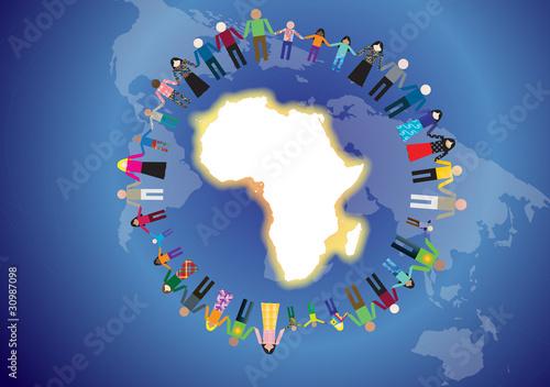 Help Africa!