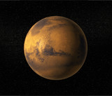 A view of planet Mars - 30991663