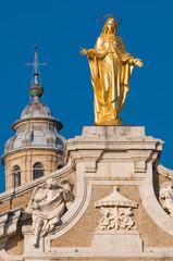 Madonna di Santa Maria degli angeli in Porziuncola - Assisi