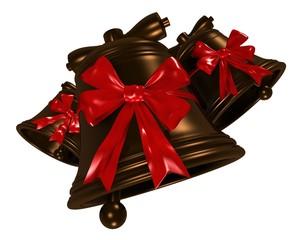 cloches en chocolat