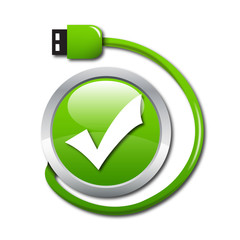 Usb Validation Icon