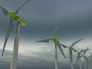 centrale éolienne